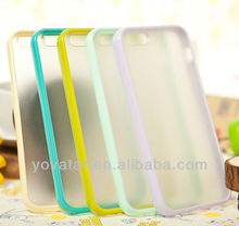 Ultra Slim Matte Soft TPU Gel Case For iPhone 5 5S