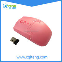 Cute 2.4G Wireless Optical Mouse For PC and Laptop
