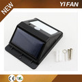 Trade Assurance 6 LED Outdoor Garden Induction Solar Motion Sensor