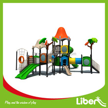 Long-used Commercial outdoor Playground Equipment For Sale