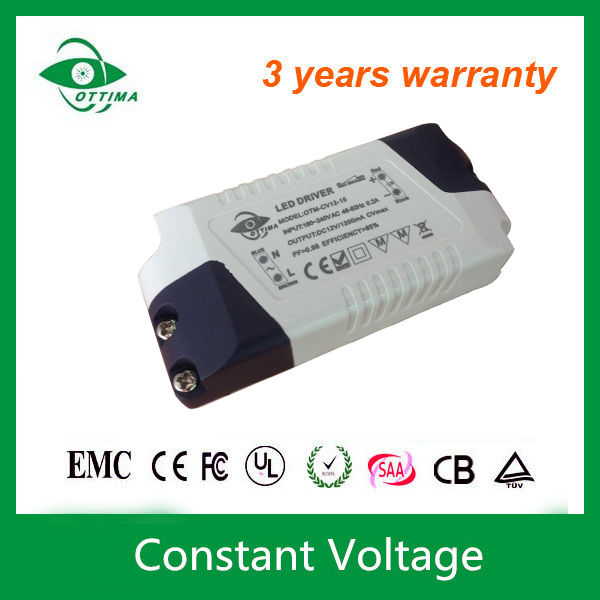 Factory price Single output Switching power supply constomized constant voltage led power