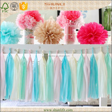 amazing baby shower party decoration paper garland