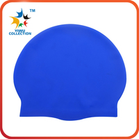 Hot sell factory price race silicone swim cap