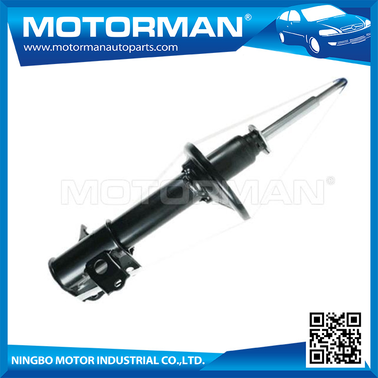 MOTORMAN high quality auto rear axle right shock absorber for MAZDA 323 92-03 OE: BC1G-28-700 C BC1F-28-700B KYB 333184