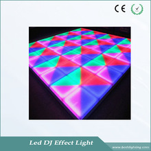 Famous product in china disco laser led dancing floor dj lighting stage