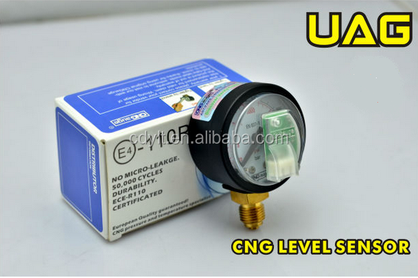 cng/lpg conversion kit for cars high pressure gauge