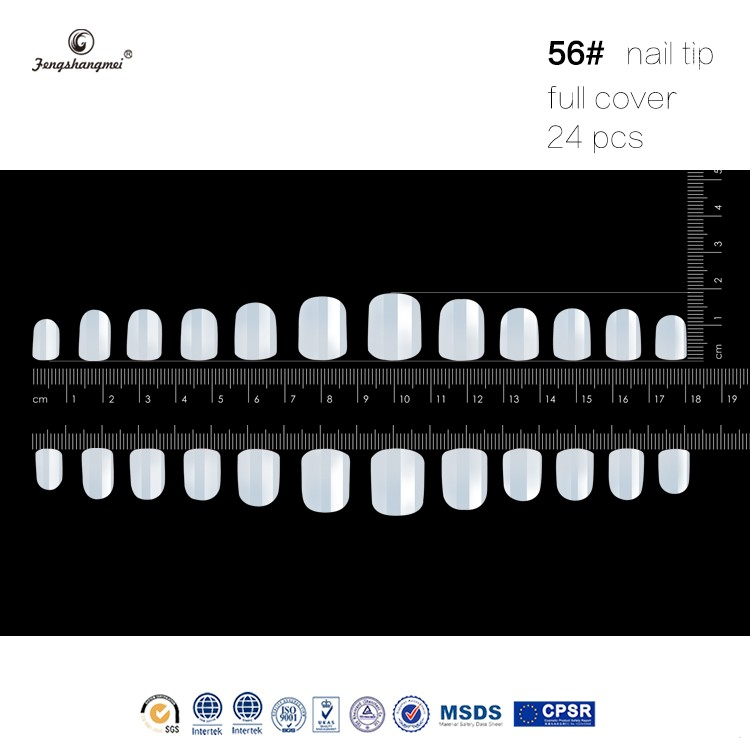 EA wholesale mirror effect decorative metal fingernails
