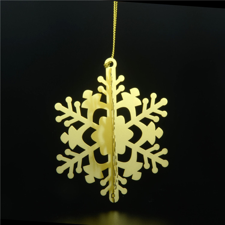 New Christmas Snowflake hanging Ornaments Gifts