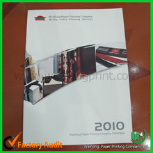 Company Brochure, Catalogue, Booklet Printing