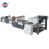 China high quality fully automatic paper bag making machine at good price