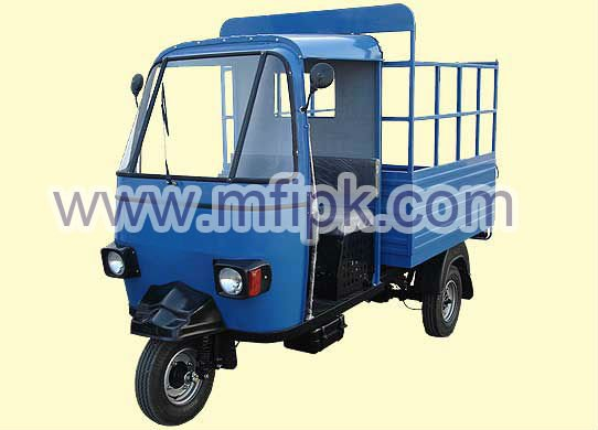 3 Wheeler Container