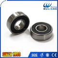 Hardness Stainless steel deep groove roller ball S698RS bearing with 8*19*6mm