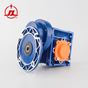 Helical design electric motor small gear right angle high speed reducer reduction worm gearbox suppliers