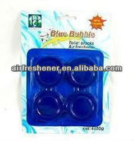 hot sell blue block harpic toilet bowl cleaner