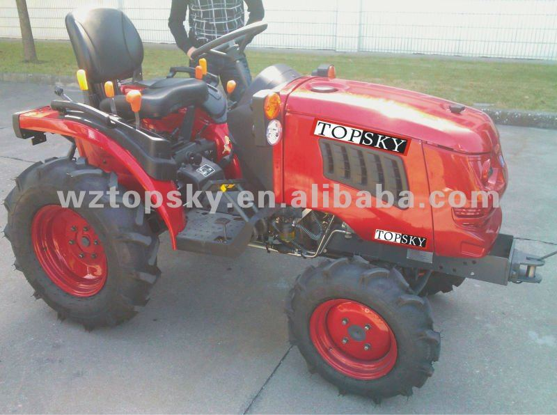 Mini Tractor TS164 / Garden Tractor / Utility Tractor