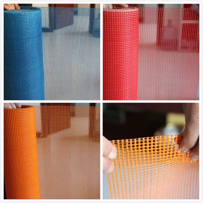 Cheap and high strength 45gr to 165gr wall covering fiberglass mesh