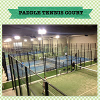 Paddle Tennis Court SPORTS