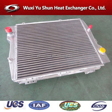hot sale and guaranteedly high performance customized auto radiator parts