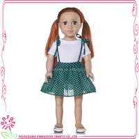 China manufacturer 18 inch American girl doll clothing/doll clothes wholesale