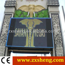 outdoor led billboard for advertising of p10