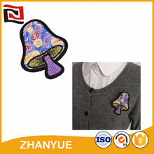 Hot sale factory supply embroidery tomato patch