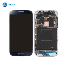 Factory oem for samsung galaxy s4 gt-i9500 lcd touch screen, mobile phone lcd touch screen for samsung galaxy s4 gt i9500