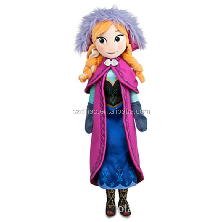 DIHAO Frozen Dolls 2014 Hot Movie Frozen Doll Olaf Plush Toys Soft Toys Stuffed Doll Kids Baby