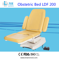 Electric Medical Gynaecology Examination Equipment Operation Table for Obstetrics LDF-200