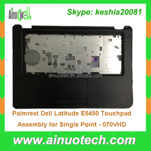 Laptop Palmrest for Dell Latitude E5450 with Touchpad Assembly for Single Point 070VHD