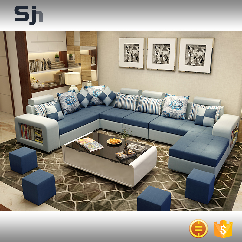 2016 new design modern living room sofa for s8520 buy for Latest living room designs 2016