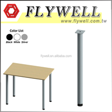 750 mm Legs For Coffee Table With Adjustable Feet