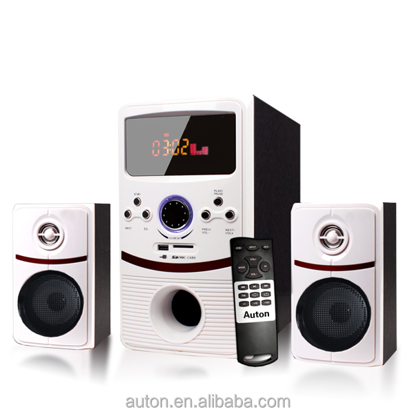 2014 best selling high power speaker with fm radio for outdoor