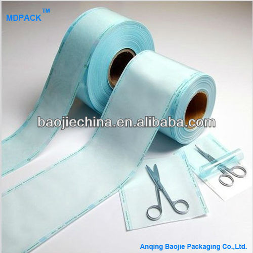 Medical Device Sterilization Pack Roll