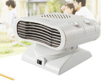 2017 New style 220V Electric home warmer Fan heater mini circle heater
