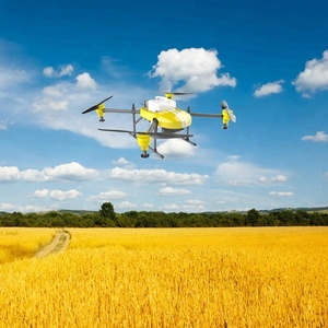 Gamboss autonomous flying agricultural spraying drone uav
