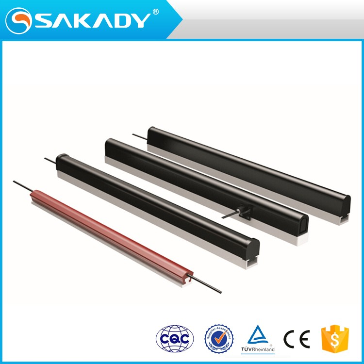 2-wire cable adjustable size CCC CE TUV certificate Industrial rubber Safety Edge Sensor