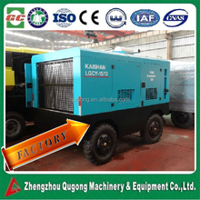 13 Bar LGCY-15/13 Diesel Screw Towable Trailer Air Compressor