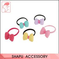 New product special design polka dots decorative elastic fashion hair band