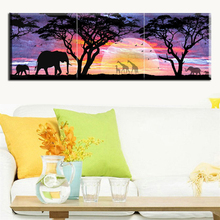 Canvas Framed Printed Art Canvas Prints Pictures 68109