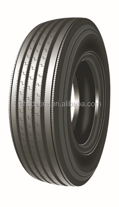 Chinese truck and bus tire factory wholesale Radial TBR 13R22.5 for Italy
