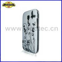 Butterfly Hard case for Samsung Galaxy Ace 2 i8160,IMD Hard case cover,High quality---Laudtec
