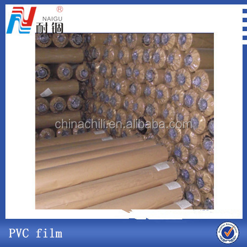 pharmaceutical grade rigid pvc film