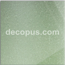 Shell color full glass tile suit for bathroom sanitary ware products