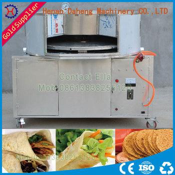 chapati roller machine