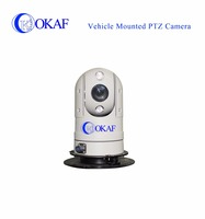 High Quality CCTV Security Vehicle Mounted Infrared Dome AHD Mini PTZ Camera