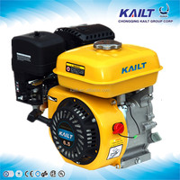hot sale air cool 4 stroke Gasoline Engine 250cc 4 stroke Kailt 173F 8HP gasoline engine made in China