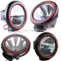 7inch hid off road light 35w 55w Spotlights Offroad Driving Light 12/24V