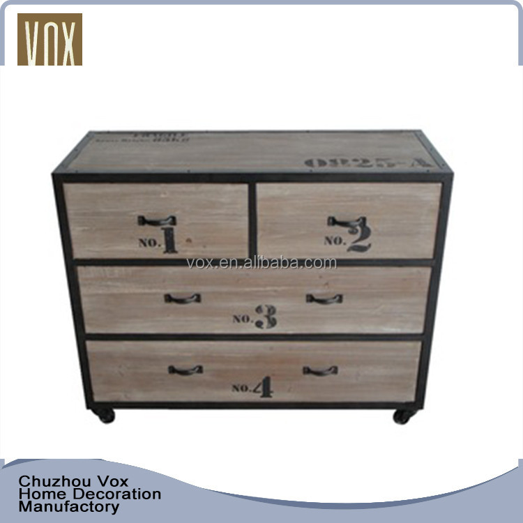 Customized widely used wood sideboard
