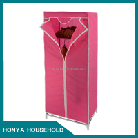 non-woven solid wooden aluminium wardrobe for bedroom