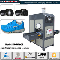 2015 Hot Sale, Customize 8-15KW, Automatic High Frequency Welding Machine for Shoe Upper, with CE, China Leading Manufacturer